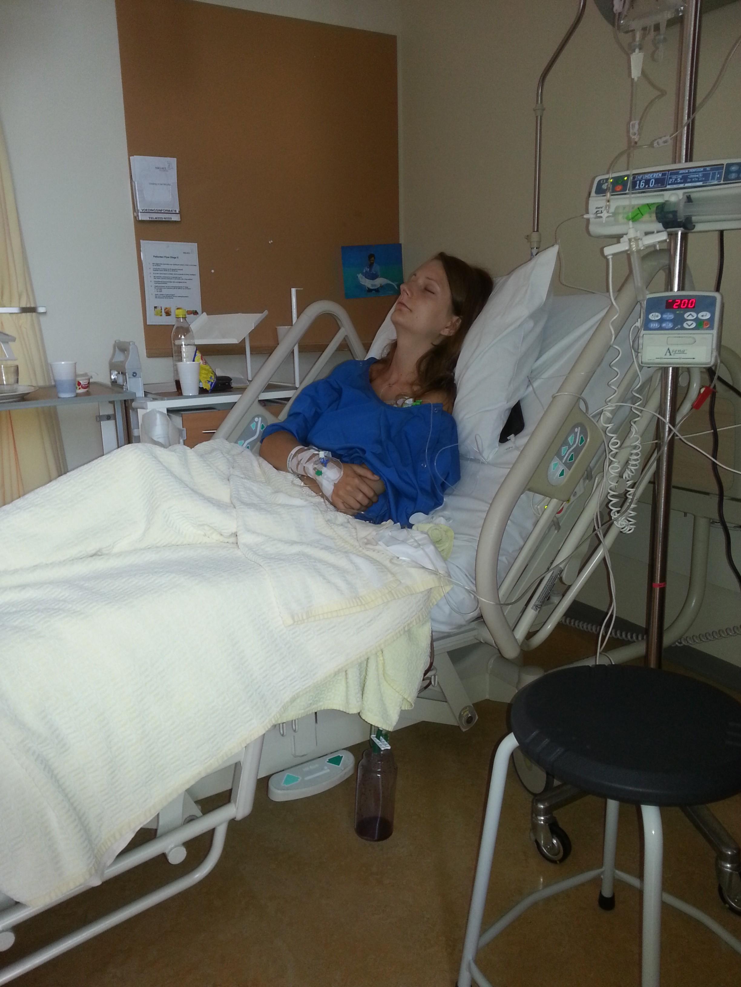 hormoontherapie bij uitzaaiingen